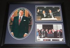 Ronald Reagan Framed 11x14 Photo Display