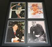 Ronald Reagan Framed 16x20 Photo Collage