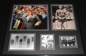 Ronald Reagan Framed 16x20 Sports Photo Collage
