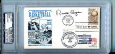 Ronald Reagan Signed Autographed First Day Cover Fdc Psa/dna Slabbed 83847795