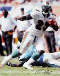 Autographed Ronnie Brown Picture - 8x10 Mounted Memories