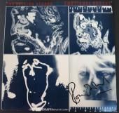 "Ronnie Wood Autographed Rolling Stones ""Emotional Rescue"" Album Signed PSA COA"