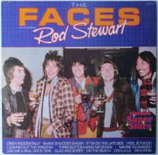 Ronnie Wood Signed The Faces Autographed Album Cover w/ Vinyl PSA/DNA #AB25198