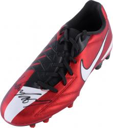Wayne Rooney Autographed Nike T90 Red Boot