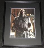Rory McCann Game of Thrones The Hound Framed 11x14 Photo Poster