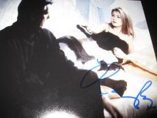 ROSAMUND PIKE SIGNED AUTOGRAPH 8x10 PHOTO JAMES BOND GONE GIRL BABE IN PERSON M