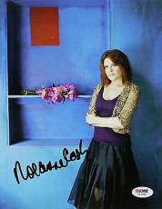 Rosanne Cash Signed Autographed 8x10 Photo Johnny Cash Daughter PSA/DNA