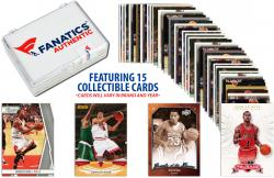 Derrick Rose Chicago Bulls Collectible Lot of 15 NBA Trading Cards - Mounted Memories