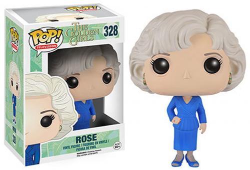 Rose Golden Girls #328 Funko Pop!