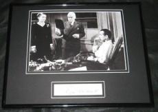 Rose Hobart Signed Framed 11x14 Photo Display w/ Humphrey Bogart