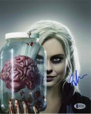 Rose McIver iZombie Autographed Signed 8x10 Photo Certified Beckett BAS COA