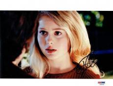 Rose McIver Signed Lovely Bones Authentic Autographed 8x10 Photo PSA/DNA #V90203