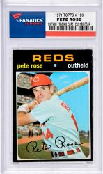 Mou Reds Pete Rose Trading Card Mlb Coltrc ----------------