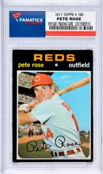 Mou Reds Pete Rose Trading Card Mlb Coltrc ---------------