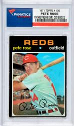 Mou Reds Pete Rose Trading Card Mlb Coltrc -------------