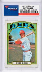 ROSE, PETE (1972 TOPPS # 559) CARD - Mounted Memories