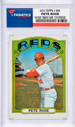 Mou Reds Pete Rose Trading Card Mlb Coltrc --------