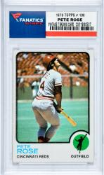 Mou Reds Pete Rose Trading Card Mlb Coltrc -----