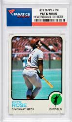 Mou Reds Pete Rose Trading Card Mlb Coltrc ----