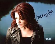 Roseanne Cash (Johnny Cash's Daughter) Signed 8X10 Photo BAS #B04503