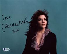 Roseanne Cash (Johnny Cash's Daughter) Signed 8x10 Photo BAS #D17044