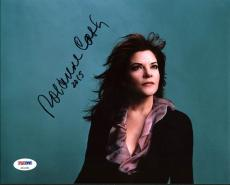 Roseanne Cash (Johnny Cash's Daughter) Signed 8X10 Photo PSA #Z91361