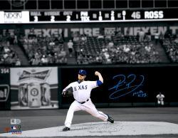 "Robbie Ross Texas Rangers Autographed 11"" x 14"" Spotlight Photograph"