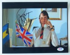 Rowan Atkinson Signed James Bond Authentic 8x10 Photo (PSA/DNA) #T46909