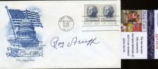 Roy Acuff Signed Jsa Fdc First Day Cover Authenticated Autograph