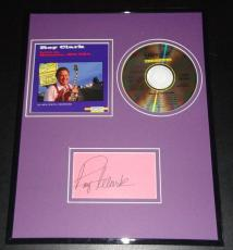 Roy Clark Signed Framed 11x14 Live in Branson MO CD & Photo Display