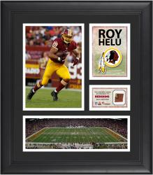 Roy Helu Washington Redskins Framed 15'' x 17'' Collage with Game-Used Football