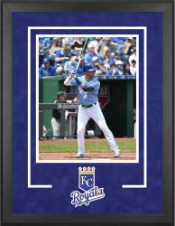 "Kansas City Royals Deluxe 16"" x 20"" Vertical Photograph Frame - Mounted Memories"
