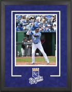 "Kansas City Royals Deluxe 16"" x 20"" Vertical Photograph Frame"