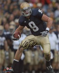 "Kyle Rudolph Notre Dame Fighting Irish Autographed 8"" x 10"" Photograph --"