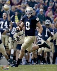 "Kyle Rudolph Notre Dame Fighting Irish Autographed 16"" x 20"" Ball In One Hand Photograph"