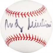 Rudy Giuliani Autographed Baseball