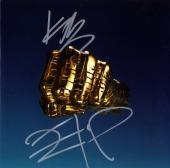 Run The Jewels 3 Killer Mike El-P Signed Album Lp Flat Photo Booklet