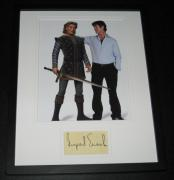 Rupert Everett Shrek 3 Signed Framed 11x14 Photo Display JSA