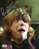 Rupert Grint Signed Auto'd Harry Potter 8x10 Photo Picture PSA/DNA Ron Weasley 4