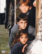 Rupert Grint Signed Harry Potter 11x14 Photo Picture PSA/DNA COA Autographed 1