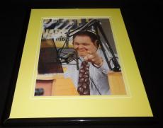 Rush Limbaugh 1991 Framed 11x14 Photo Display