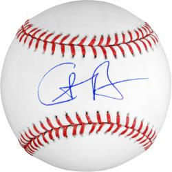 Chris Rusin Chicago Cubs Autographed Baseball - Mounted Memories