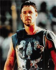 Russell Crowe 8x10 photo (Actor, New Zealand, Gladiator, 300) Image #4