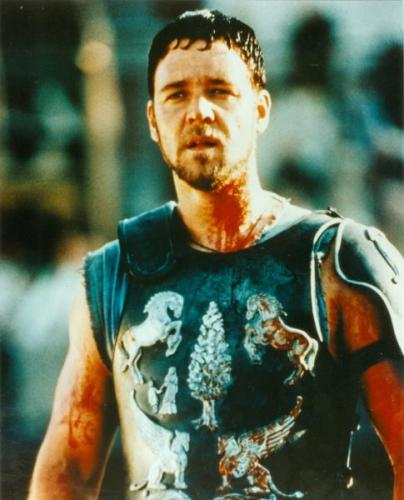Russell Crowe 8x10 photo Glossy Image #1 Gladiator