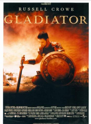 Russell Crowe 8x10 photo Glossy Image #3 Gladiator
