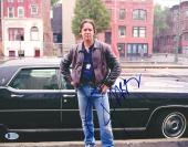 "Russell Crowe Autographed 11"" x 14""American Gangster Car Photograph - BAS COA"