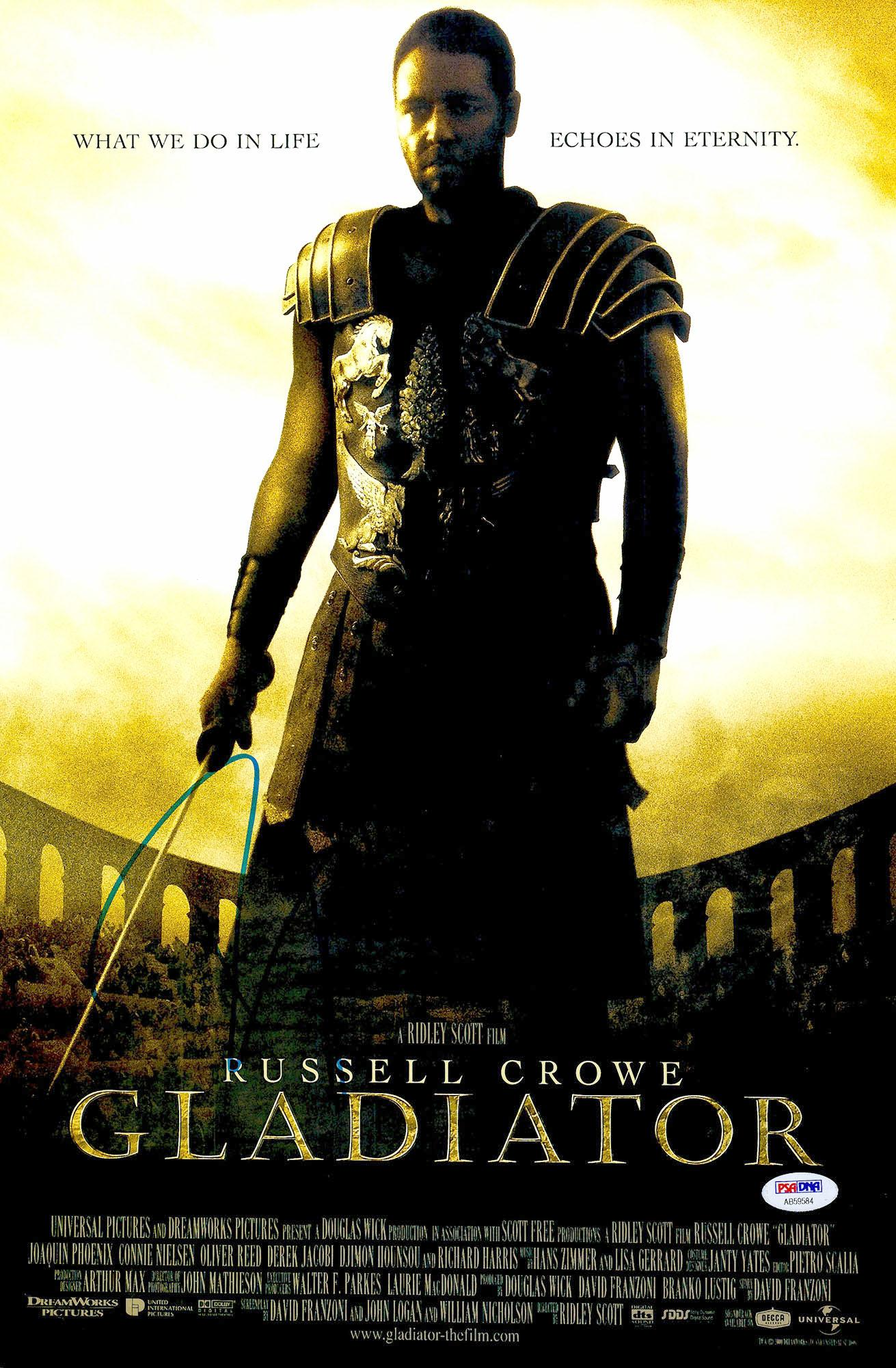 an introduction to the analysis of the movie the gladiator