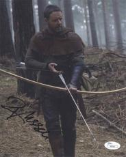 Russell Crowe Autographed Signed 8x10 Photo Certified Authentic JSA COA AFTAL