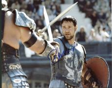 Russell Crowe Gladiator Signed 11X14 Photo Autographed JSA #E82052