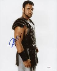 Russell Crowe Gladiator Signed 11X14 Photo Autographed JSA #E82211